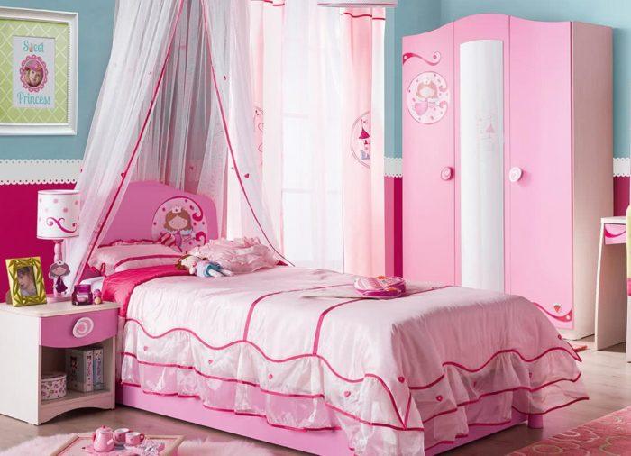 Ένα δωμάτιο για πριγκίπισσες
