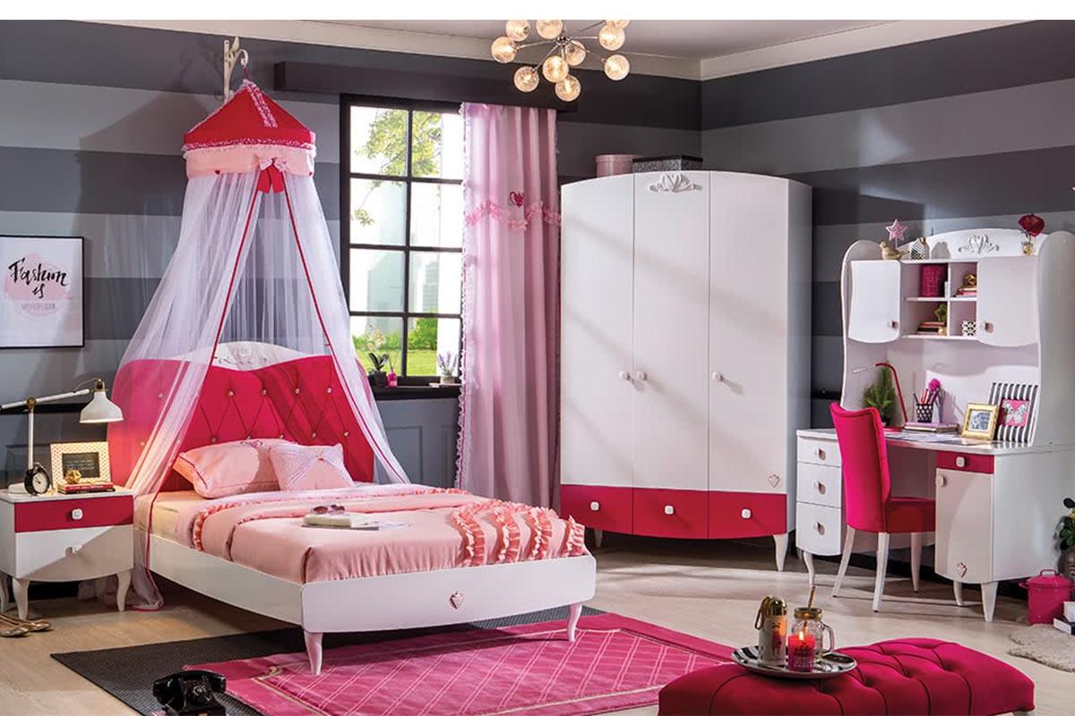 Δωμάτιο για κορίτσια Ruby
