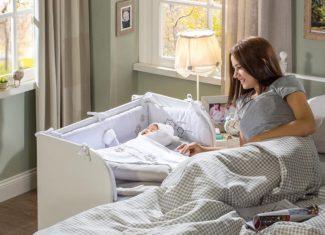 Το πρώτο κρεβάτι του μωρού – Λίκνο