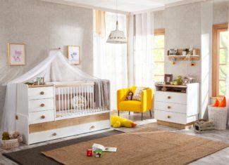 Τα απαραίτητα έπιπλα για το δωμάτιο του μωρού