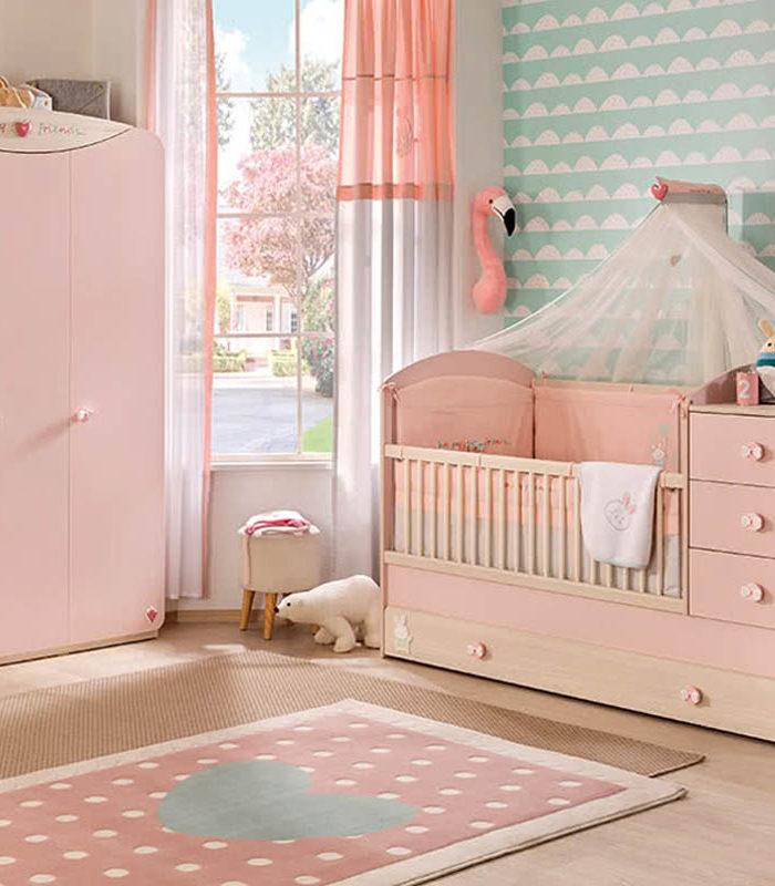 Baby Girl …κοριτσίστικη κούνια