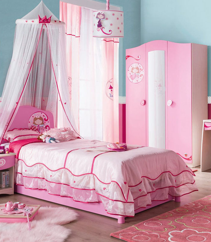 Video: Δωμάτιο Princess