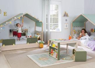 Νέα παιδικά έπιπλα Montessori