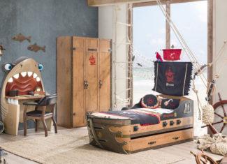 Video: Θεματικό δωμάτιο Πειρατές